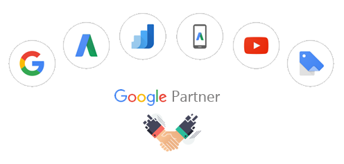 WE ARE A TRUSTED GOOGLE PARTNER