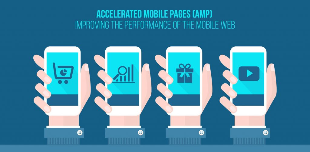 Google Accelerated Mobile Pages to improve speed of website