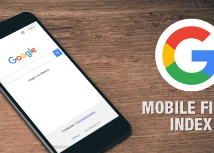 Leveraging Google's Mobile First Index
