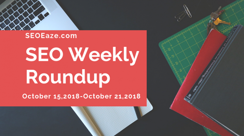 SEO WEEKLY roundup(1)